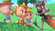 Three Little Pigs & Big Bad Wolf