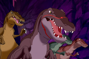 Baryonyx walkeri (The Land Before Time)