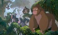 Disney's Tarzan Gorillas