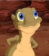 Ducky in The Land Before Time (Series)