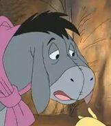 Eeyore in Winnie the Pooh A Very Merry Pooh