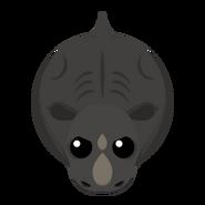 Mopeio Black Rhino