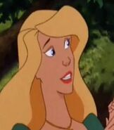 Odette in The Swan Princess The Mystery of the Enchanted Kingdom