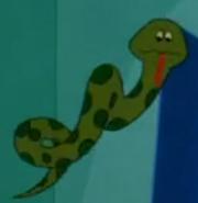 Pac-Man S01E24 Snake