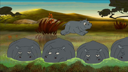 Phineas and Ferb Hippos