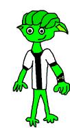 Planet 51 Alien Ben Tennyson