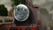 Rosie wearing a space helmet 3