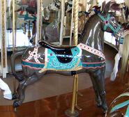 Seaport Village Carousel Donkey