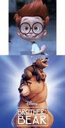 Sherman Likes Brother Bear (2003)