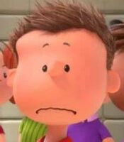 Shermy in The Peanuts Movie