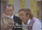 Arthur Slugworth's defeat and rehabillitation (in Willy Wonka and the Chocolate Factory)