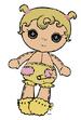 Baby Dollop Light 'N' Fluffy