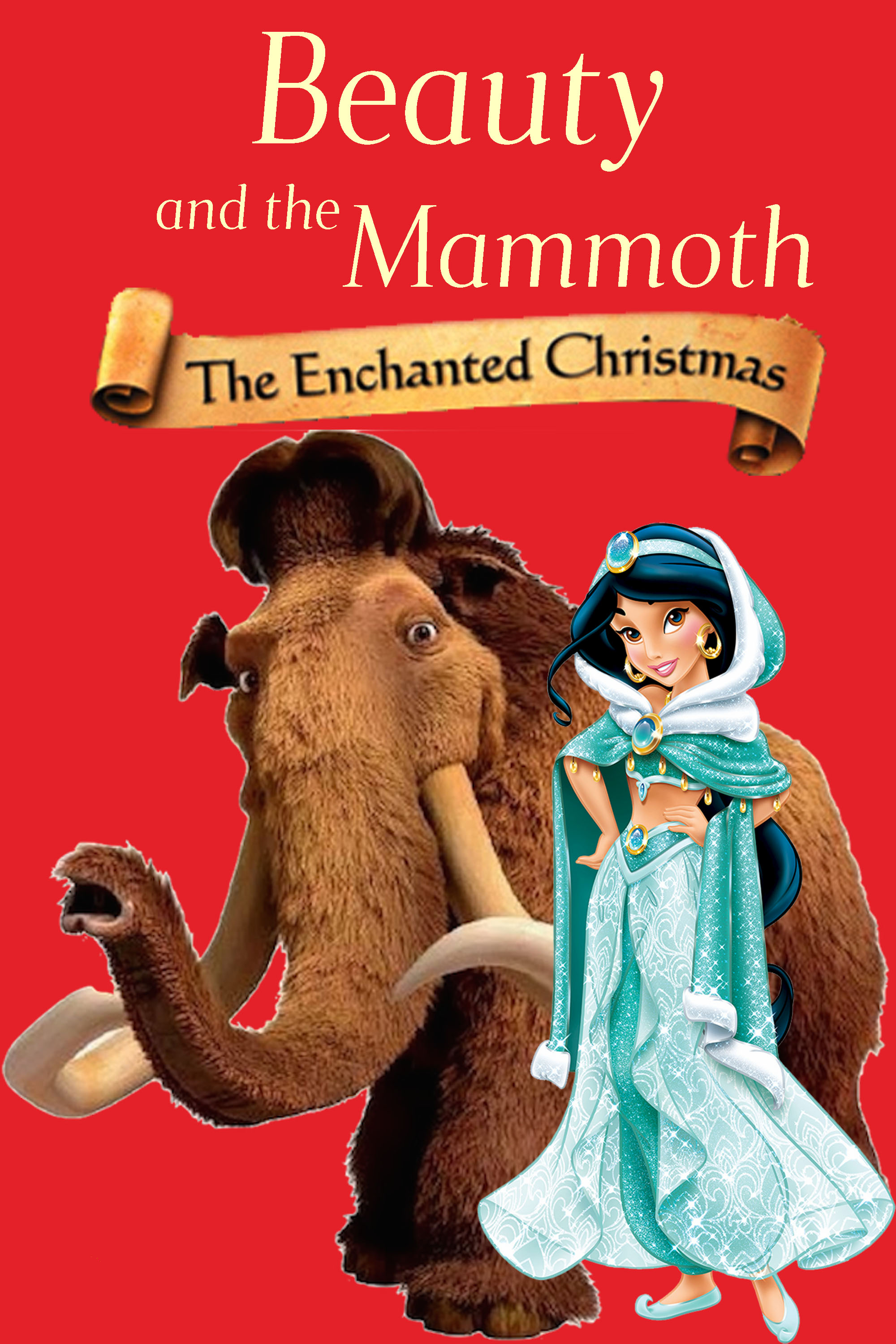 Beauty and the Mammoth: The Enchanted Christmas