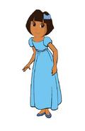 Dora As Wendy