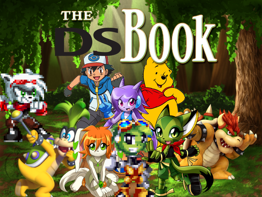 The DS Book (JMIA Style)