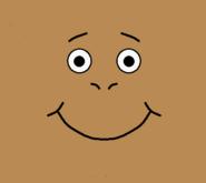 Francine Frensky as a Nick Jr Face