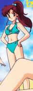 Kino Makoto's bikini