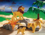 Lion playmobil
