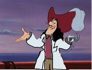 Mr Captain hook as dr z