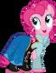Pinkie Pie as Anna