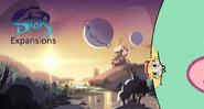 Star Vs. Expansions Logo