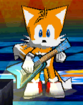 Tails jamming out