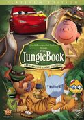 The Jungle Book (1967; CharlieBrownandSci-TwiFans Style) Poster