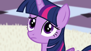 Twilight missing her friends S4E01