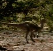 0119 Dryosaurus Walking With Dinosaurs