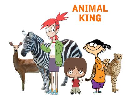 Animal King (Dinosaur King)