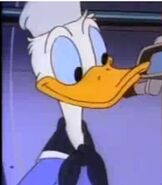 Donald Duck in DuckTales