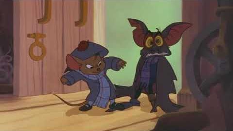 Duchess Productions: Screwy, Ain't It? Logo 23 (Olivia Steps on Fidget's Foot)