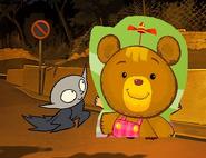 Little Vampire x Bonnie Bear