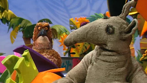 Ollie the Tapir