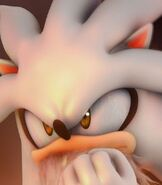 Silver the Hedgehog in Sonic the Hedgehog (2006)