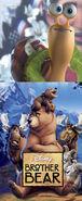 Turbo Likes Brother Bear (2003)