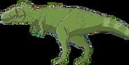 Tyrannosaurus Math vs Dinosaurs