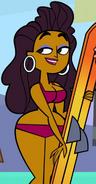 Anne Maria's bikini 2