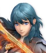 Byleth (Female) in Super Smash Bros. Ultimate