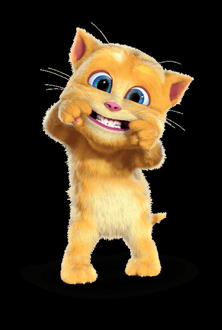 Ginger (Cat)