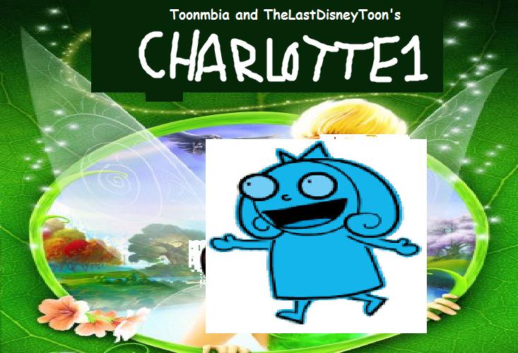 Charlotte (Tinkerbell) (TheLastDisneyToon's Style)