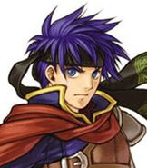 Ike in Fire Emblem - Path of Radiance
