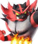 Incineroar in Super Smash Bros. Ultimate