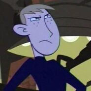 Ron Stoppable Angry