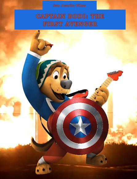 Captain Bodi: The First Avenger (Captain America: The First Avenger)