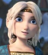 Astrid in How to Train Your Dragon- Homecoming
