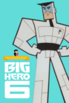 Big Hero 6 (My Version) Parody poster (V2)