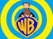 Curious George on WB Shield