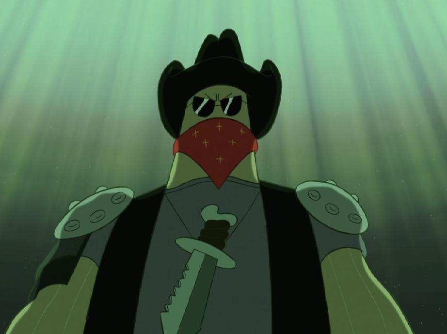 Dennis (The SpongeBob SquarePants Movie)