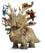 Forrest woodbush good dinosaur